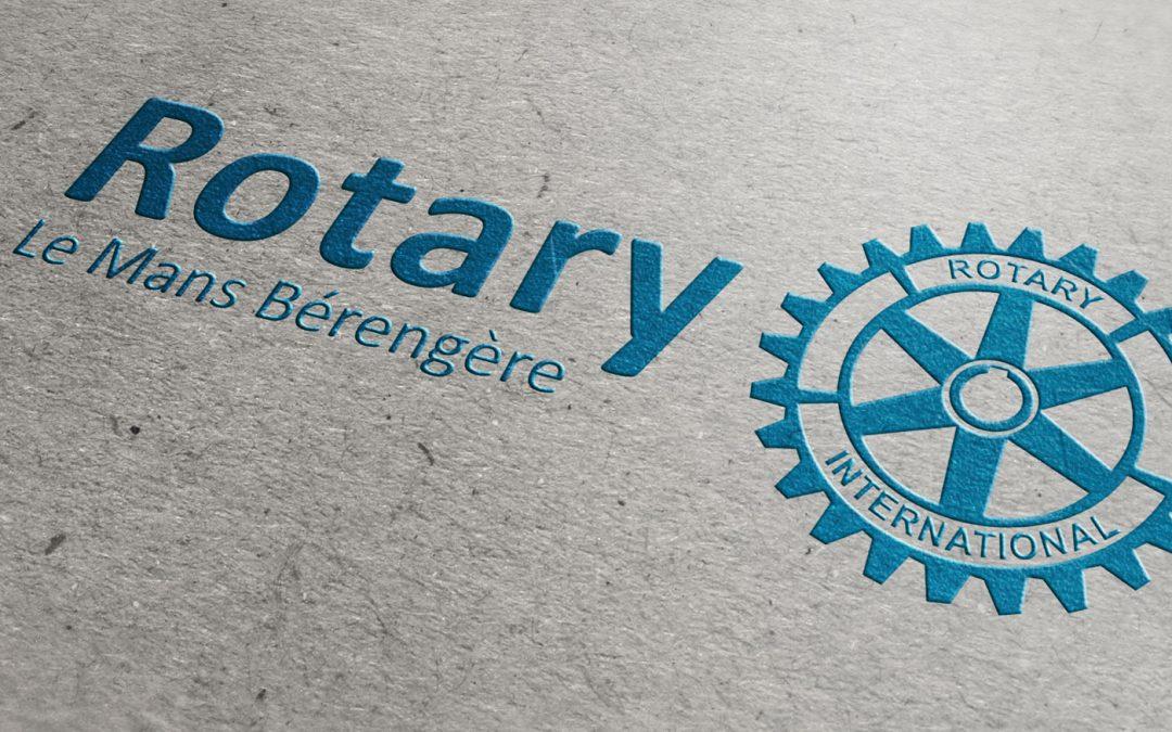 Un site pour le Rotary Le Mans Bérengère
