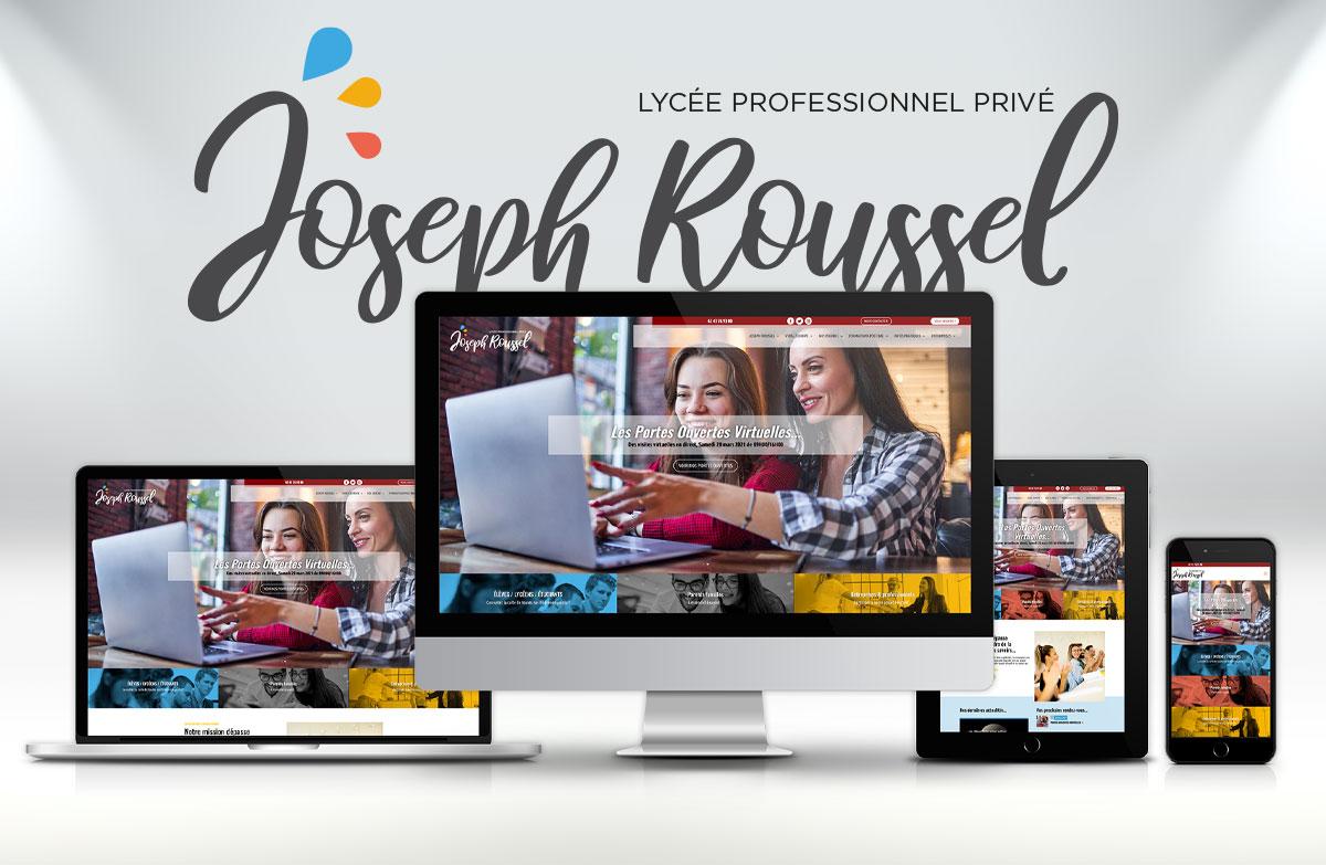 Lycée Joseph Roussel Le Mans